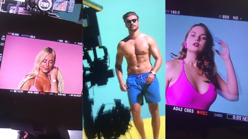 Bachelor in Paradise Trailer Jade Übach, Aleaxander Hindersmann,