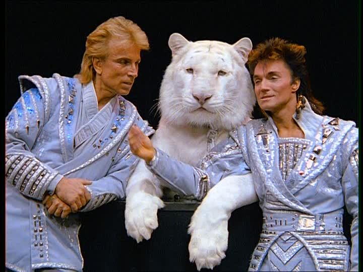 Waren Siegfried Und Roy Ein Paar