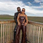 Foto: Kayne West und Kim Kardashian