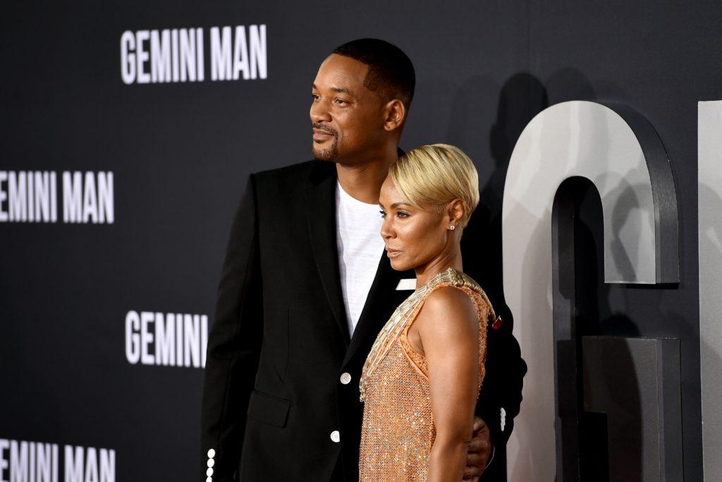 Will Smith Frau Affäre